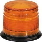 Amber Permanent Mount Strobe Light
