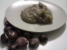 Mermelada de castañas para #Mycook http://www.mycook.es/receta/mermelada-de-castanas/