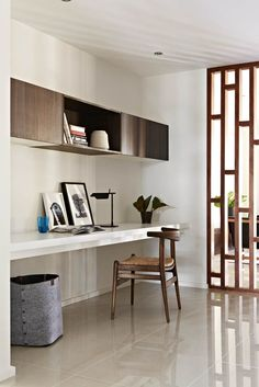Home Office Study Design Ideas 5 (Home Office Study Design Ideas design ideas and photos Home Office Furniture, Room Design, Home, Home Study Rooms, House Interior, Study Room Design, Interior Design, Living Furniture, Office Design
