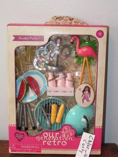 Diy Crafts For Home american girl diy crafts home made Our Generation Doll Accessories, My Life Doll Accessories, American Girl Accessories, Og Dolls, Girl Dolls, Doll Crafts, Diy Doll, American Girl Doll Sets, American Girl Stuff
