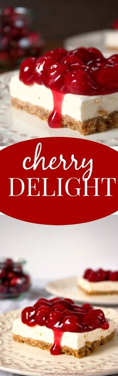 Cherry Delight Recipe