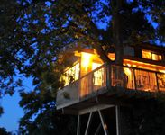 Harptree Court — Anything wooden or wooded. Treehouses to log cabins.