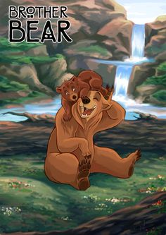 Brother bear fuck can