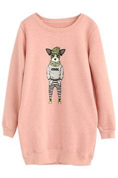 The sweatshirt featuring boat anchor pattern. Anchor Pattern, Long A Line, Best Dogs, Fashion Sweatshirts, Graphic Sweatshirt, Plaid, Street Style, Hoodies, Cool Stuff
