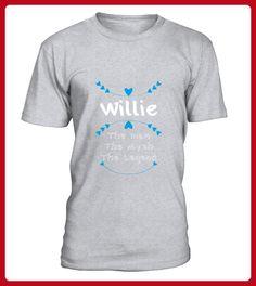 Willie The Man The Myth The Legend TShirt - Wild shirts (*Partner-Link)