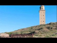 Take a tour of Tower of Hercules in Spain, an ancient and still operational lighthouse --  Youtube