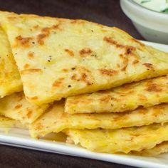 O gustare delicioasă, gata într-un timp record – clătite leneșe din cartofi - savuros.info