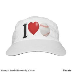 Black 3D Baseball Lovers Hat Technical Innovation, Rowing, Triathlon, Fathers Day Gifts, Classic Style, Athlete, Baseball Hats, How To Wear, Bags