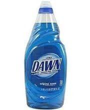 Dawn dish soap for fleas in yard