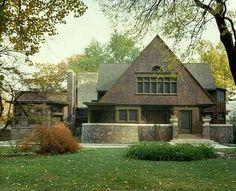 Historia de la arquitectura moderna casa jacobs 1 frank for Enormi planimetrie