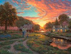 Artist Mark Keathley. .