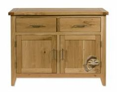 Canberra Small Sideboard http://solidwoodfurniture.co/product-details-oak-furnitures-3755-canberra-small-sideboard.html