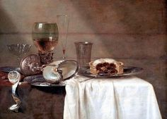 yama-bato: Willem Claesz. Heda Still life (1641)