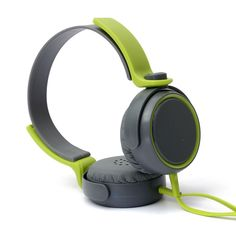 Colorful Music Headset Wired Headphones