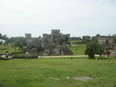 Ruinas Mayas de Tulum - Mexico