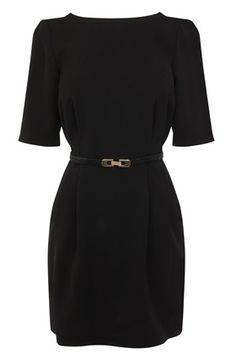 Belted Tunic Dress ?? work