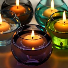 Romantic candle for home