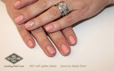 Bio Sculpture Gel Nails Bio Sculpture Gel Nails, Sculptured Nails, Funky Nails, Nail Inspo, Nail Designs, Wedding Rings, Engagement Rings, Beauty, Enagement Rings