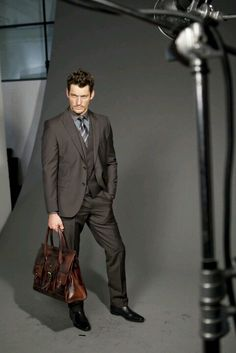 GandyCandy smooth in a suit