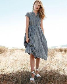 Modest fashion 835347430871087469 - Women Casual Dress Gaun Dress Bohemian Style Dresses – rotatal Source by Modest Dresses, Modest Outfits, Modest Fashion, Casual Dresses For Women, Chic Outfits, Fashion Dresses, Women's Fashion, 1950s Fashion, Maxi Dresses