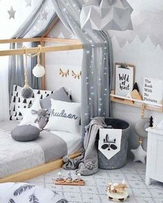 Toddler Bedroom Ideas Best Toddler Rooms Ideas On Toddler Bedroom Ideas Toddler Bedrooms Toddler Girl Small Bedroom Ideas Baby Bedroom, Baby Boy Rooms, Nursery Room, Girls Bedroom, Kids Rooms, Master Bedroom, Nursery Themes, Small Rooms, Nursery Ideas