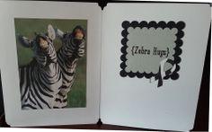 www.fb.com/susansdesignstudio This is the inside of the Zebra Awareness card