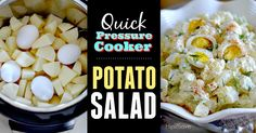 Quick Pressure Cooker Salad by Hip2Save.com