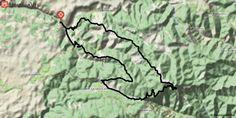 """[Lozère] Le Mont Aigoual Montée du Mont Aigoual depuis Meyrueis puis redescente par le """"sentier des 4000 marches"""" et la vallée du Bonheur pour une remontée sur le col de la Caumette et une redescente superbe et peu technique sur Meyrueis."""
