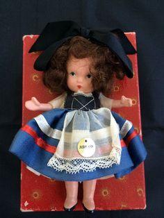 Judy Ann Mold French Nancy Ann Storybook Doll