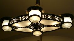 Art Deco light