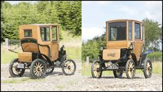 1905 Woods Queen Victoria Brougham EV is the only surviving example Sustainable Transport, Under The Hammer, Power Cars, Automobile Industry, Electric Cars, Electric Vehicle, Old Wood, Queen Victoria, Weekend Is Over