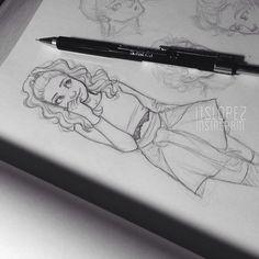 Artist : @itslopez (insta) Sketch: makeup Mandy