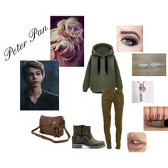 based off of Peter pan from Once Upon A Time