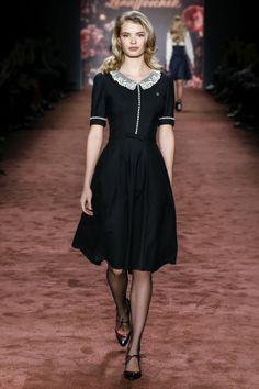 MISS MARPLE DRESS<br/>midnight Lena Hoschek