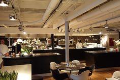 Lido Restaurant, de brasserie van het schip met een mooi buitenterras op het achterdek.