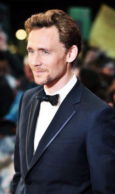 Tom Hiddleston...just took my breath away.