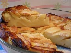 Far Breton mit Äpfeln - je cuisine. Apple Recipes, Sweet Recipes, Cake Recipes, Dessert Recipes, No Cook Desserts, Delicious Desserts, Flan Dessert, Cooking Recipes, Healthy Recipes