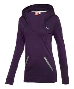 Blackberry Cordial Holiday Hoodie by PUMA *love color