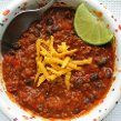 Not for Sissies Red Hot Chili - Crock Pot Chili