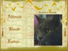 Altered Book Lover