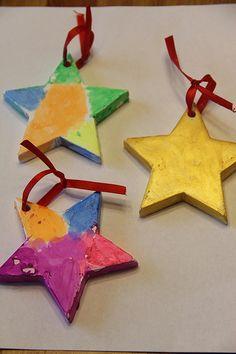 Kwik Stix Tree Ornament
