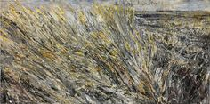 Anselm Kiefer, from his der Morgentau Plan exhibition. More Anselm Kiefer here, here, here, and here. Anselm Kiefer, Abstract Landscape, Landscape Paintings, Dog Paintings, Statues, Gagosian Gallery, Art Criticism, Centre Pompidou, Pencil Art Drawings