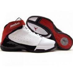Nike Jordan Team Strong 311868-101 (white-Metallic silver-varsity red-Black,$378.99