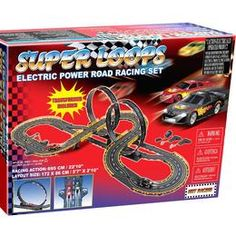 imaginetoys graison and his daddy would have a ball with this slot carsrace carsspecial dealstoy storeracingtrackelectricfor kidschildhood