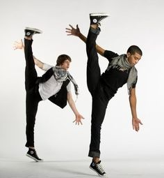 Men who can dance are the best