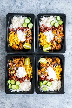 10 Weekly Meal Prep Ideas to Make Your Week So Much Easier