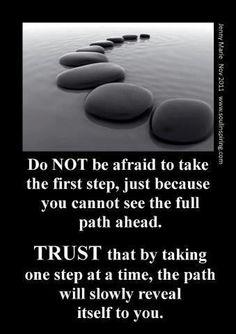 Trust the Path!!!