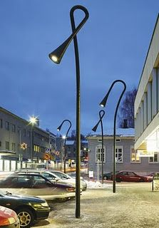 really cool street lights