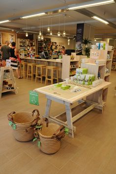 Oxfam store by Retail Office, Leuven   Belgium food