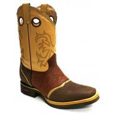 Jugo Boots® 286 Bota de Hombre Rodeo Crazy Wild Apache Café-Cognac Rodeo Boots, Cowboy Boots, Men, Clothes, Shoes, Fashion, Cowboy Boot, Cowboys, Knights